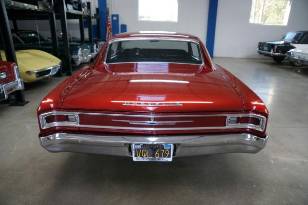 Used 1966 Chevrolet Chevelle Malibu Custom 2 Dr Hardtop  | Torrance, CA