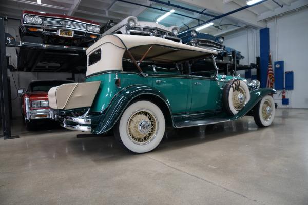 Used 1931 Chrysler CD 2nd Series Dual Cowl Phaeton  | Torrance, CA