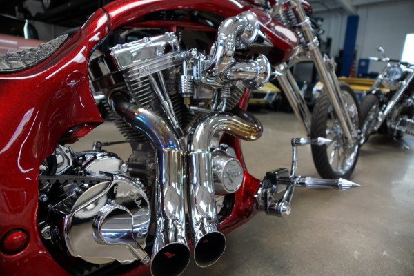 Used 2011 SPCN SPCN Custom Chopper Motorcycle  | Torrance, CA