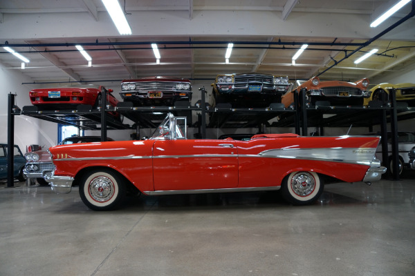 Used 1957 Chevrolet Bel Air Convertible  | Torrance, CA