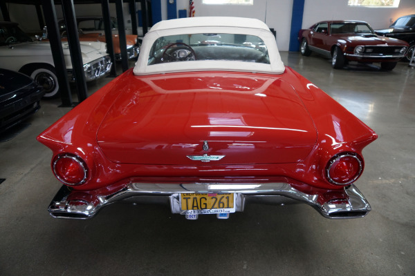 Used 1957 Ford Thunderbird 312/225HP V8 Convertible  | Torrance, CA