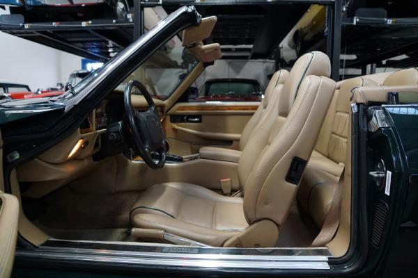 Used 1994 Jaguar XJS 6.0L V12 CONVERTIBLE XJS V12 | Torrance, CA