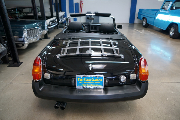 Used 1980 MG MGB LIMITED EDITION WITH 25K ORIG MILES!  | Torrance, CA
