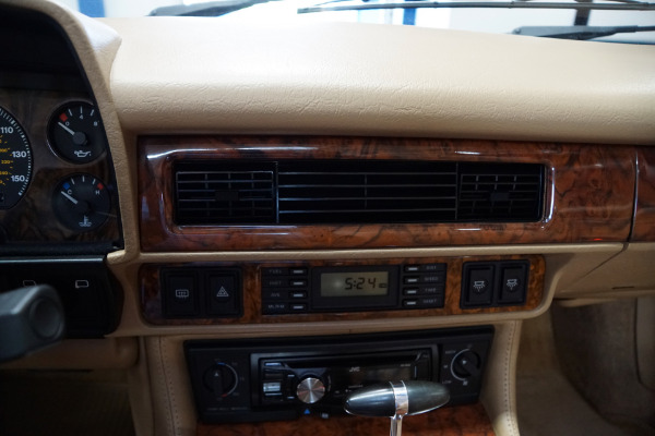 Used 1992 Jaguar XJS 5.3L V12 Convertible with 30K original miles XJS | Torrance, CA