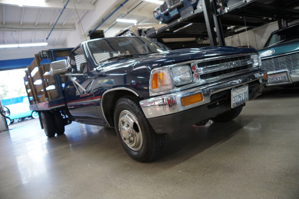 Used 1989 Toyota Stake Bed 3.0L V6 5 spd Dual Wheel Pick Up Truck with 61K original miles  | Torrance, CA