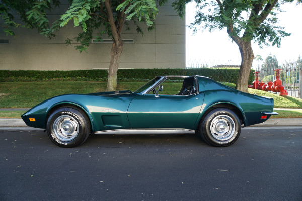 Used 1973 Chevrolet Corvette 454/275HP LS4 4 spd V8 Coupe  | Torrance, CA