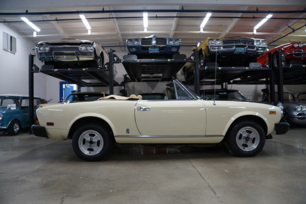 Used 1981 FIAT SPIDER 2000 Roadster Spider | Torrance, CA