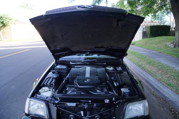 Used 2002 Mercedes-Benz SL500 ROADSTER WITH 33K ORIG MILES SL 500 | Torrance, CA