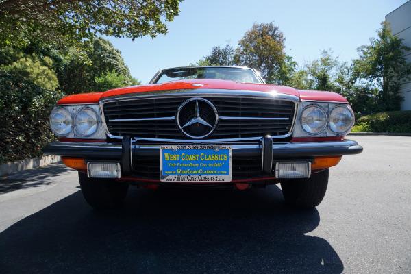 Used 1972 Mercedes-Benz 350SL V8 Roadster with 20K original miles! SL | Torrance, CA