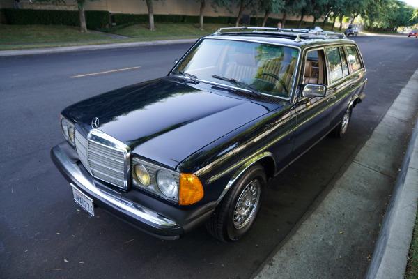 Used 1985 Mercedes-Benz 300TD Turbo Diesel Wagon 300 TD | Torrance, CA