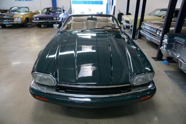 Used 1994 Jaguar XJS 4.0L Convertible 5 speed manual transmission XJS   Torrance, CA