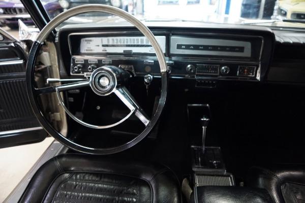 Used 1966 AMC RAMBLER REBEL 2 DOOR HARDTOP  | Torrance, CA