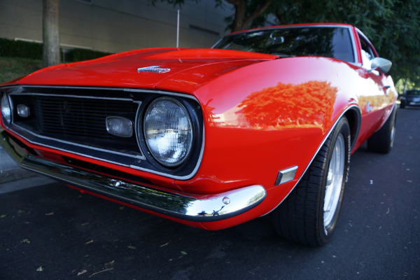 Used 1968 Chevrolet Camaro Custom 383 V8 2 dr Hardtop 5 spd  | Torrance, CA