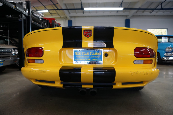 Used 2001 Dodge Viper GTS V10 Coupe with 5K original miles GTS | Torrance, CA