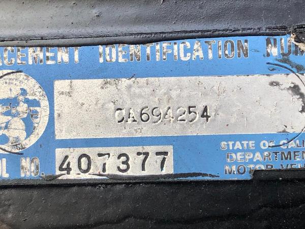 Used 1968 MORGAN PLUS 4 2 SEATER PLUS 4   Torrance, CA