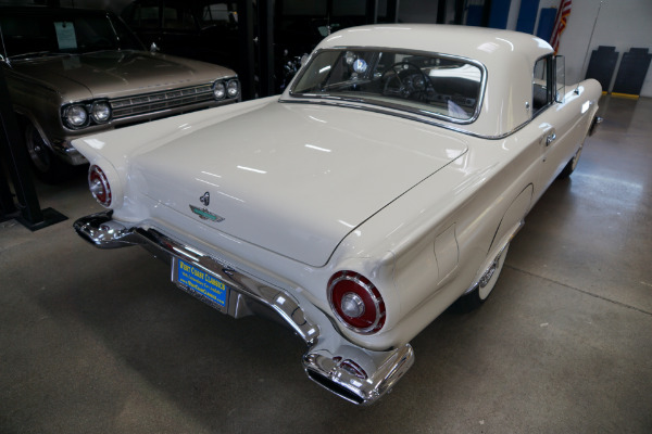 Used 1957 Ford Thunderbird F-Code Supercharged Convertible F-Code | Torrance, CA