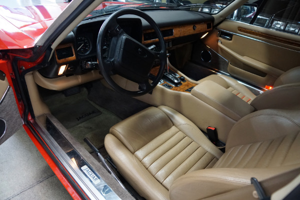 Used 1990 Jaguar XJS V12 Coupe with 15K orig miles! XJS | Torrance, CA