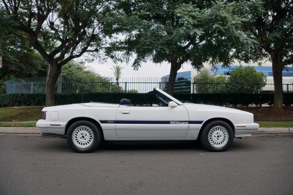 Used 1986 Mercury ASC McLAREN PROTOTYPE CONVERTIBLE WITH 18K ORIG MILES! 5.0 L | Torrance, CA