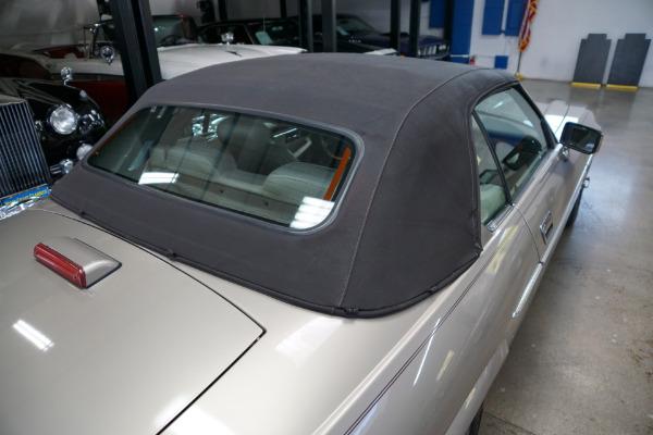 Used 1996 Jaguar XJS CELEBRATION EDITION 4.0L CONVERTIBLE WITH 27K ORIG MILES! XJS Celebration Edition   Torrance, CA