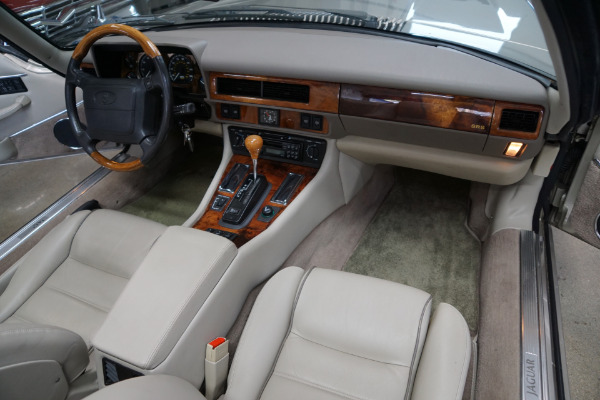 Used 1996 Jaguar XJS CELEBRATION EDITION 4.0L CONVERTIBLE WITH 27K ORIG MILES! XJS Celebration Edition | Torrance, CA