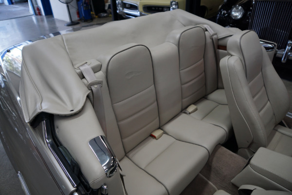 Used 1996 Jaguar XJS CELEBRATION EDITION 4.0L CONVERTIBLE WITH 27K ORIG MILES! XJS Celebration Edition | Torrance, CA