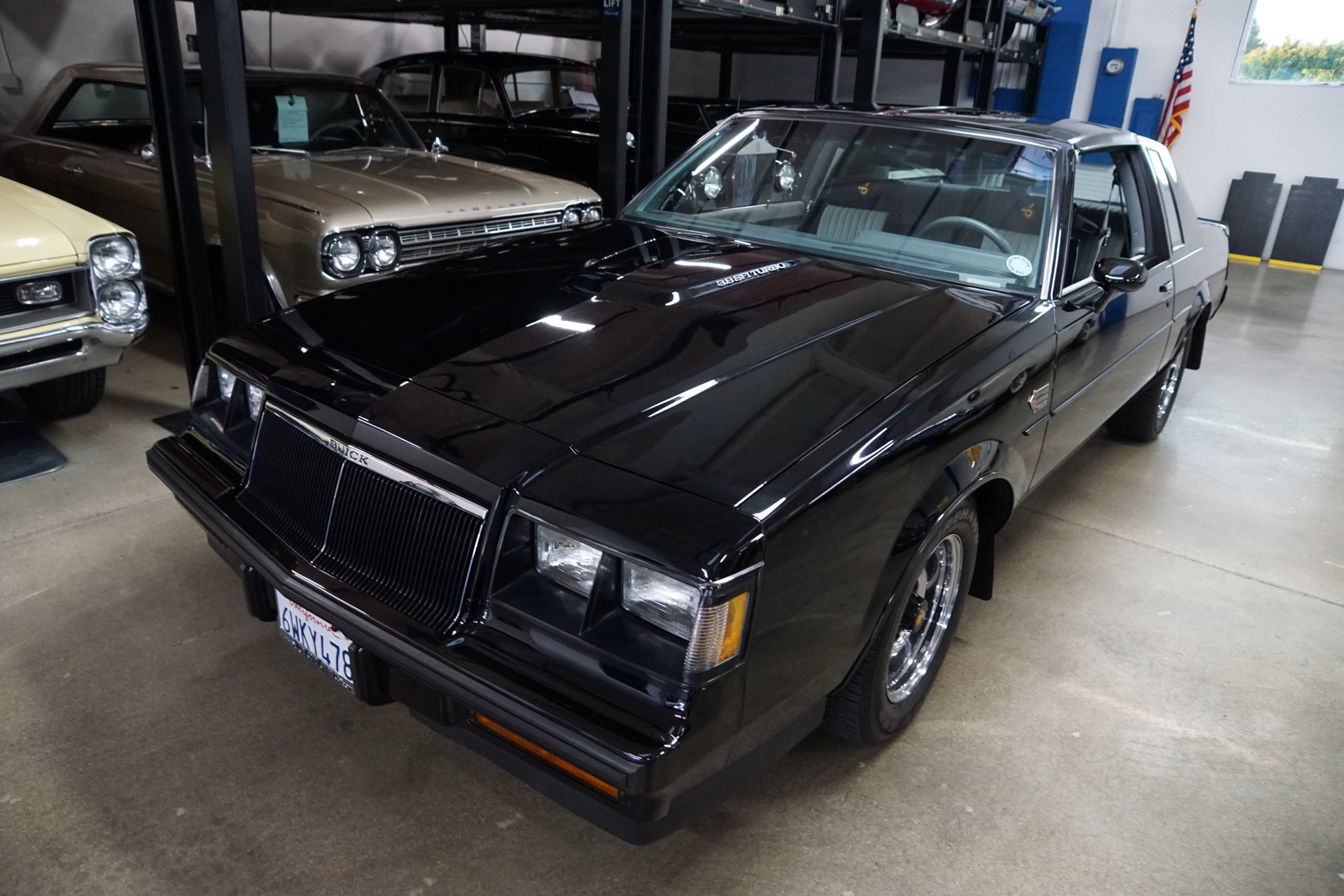 Used 1986 Buick Regal Grand National with 11K original miles Gand National V6 Turbo   Torrance, CA
