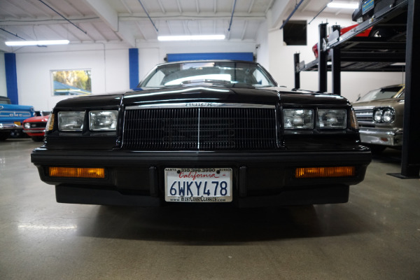 Used 1986 Buick Regal Grand National with 11K original miles Gand National V6 Turbo | Torrance, CA