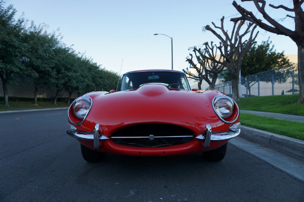 Used 1968 Jaguar XKE Series II 4.2 6 cyl 2+2 Coupe | Torrance, CA