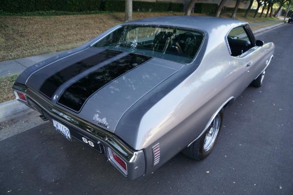 Used 1970 Chevrolet Chevelle Malibu Custom SS Tribute 454 V8 4 spd 2 Dr Hardtop SS Clone Big Block 454 V8 | Torrance, CA