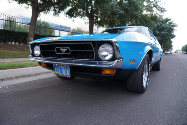 Used 1971 Ford Mustang 351/285HP V8 Cleveland Sportsroof Fastback Sportsroof Fastback | Torrance, CA