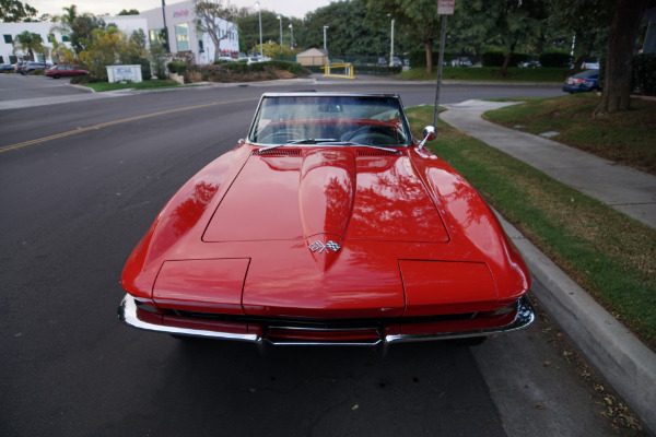 Used 1965 Chevrolet Corvette 327/365HP 4 Spd V8 Roadster  | Torrance, CA