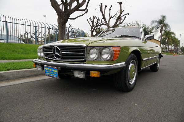 Used 1979 Mercedes-Benz 280SL 2.8 6 cyl Roadster with 56K orig miles R107 SL | Torrance, CA
