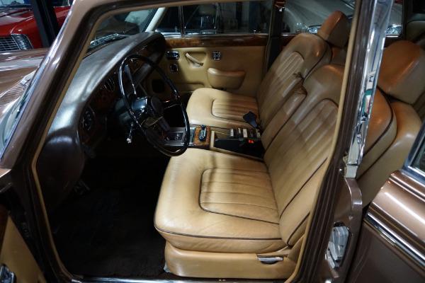 Used 1976 Rolls-Royce Silver Shadow with 36K original miles    Torrance, CA