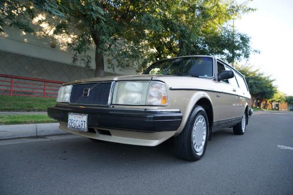 Used 1989 Volvo 240 DL STATION WAGON GL | Torrance, CA