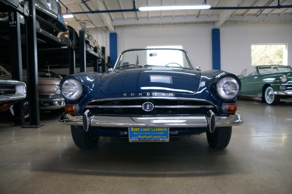 Used 1965 Rootes Sunbeam Tiger Mark I Convertible  | Torrance, CA