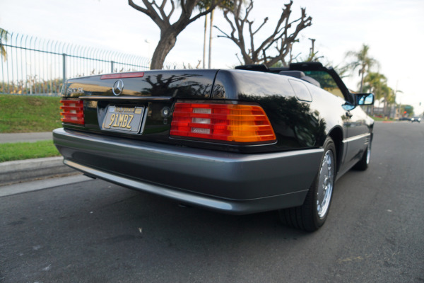 Used 1991 Mercedes-Benz 500SL V8 ROADSTER WITH 9K ORIG MILES! 500 SL | Torrance, CA