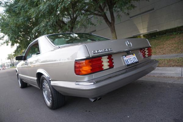 Used 1990 Mercedes-Benz 560 SEC 2 DR HARDTOP COUPE 560 SEC | Torrance, CA