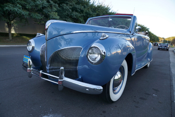 Used 1941 LINCOLN ZEPHYR V12 CONVERTIBLE  | Torrance, CA