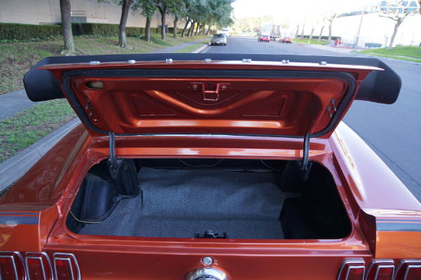 Used 1969 Ford Mustang Mach 1 428 Cobra Jet    Torrance, CA