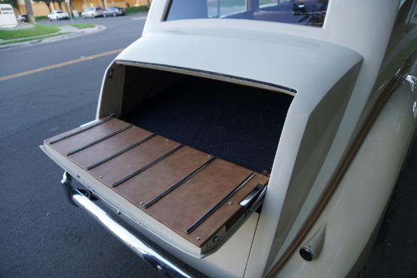 Used 1947 Bentley MARK VI 4.25L ALUMINUM FREESTONE & WEBB COACHBUILT SEDAN  | Torrance, CA
