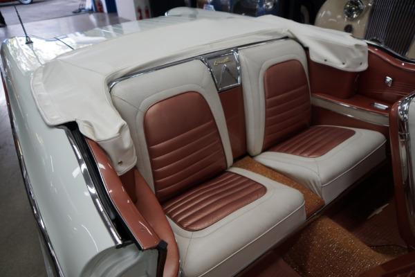 Used 1958 Pontiac Bonneville Tri Power 370 CID TEMPEST 395 V8 Convertible  | Torrance, CA