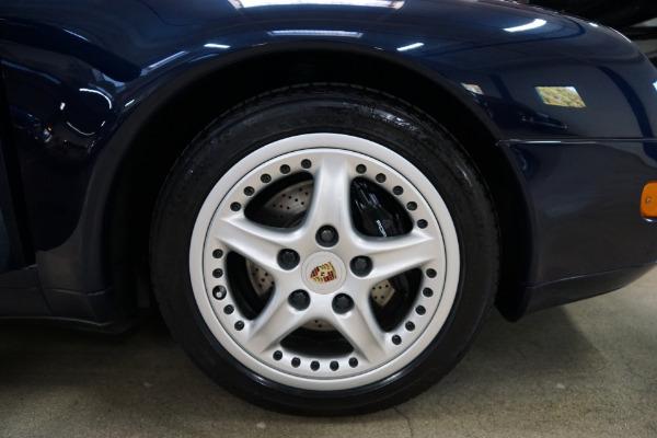 Used 1997 Porsche 911 993 3.6L Targa Coupe Carrera | Torrance, CA