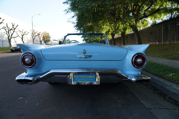 Used 1957 Ford Thunderbird 312 V8 Convertible  | Torrance, CA