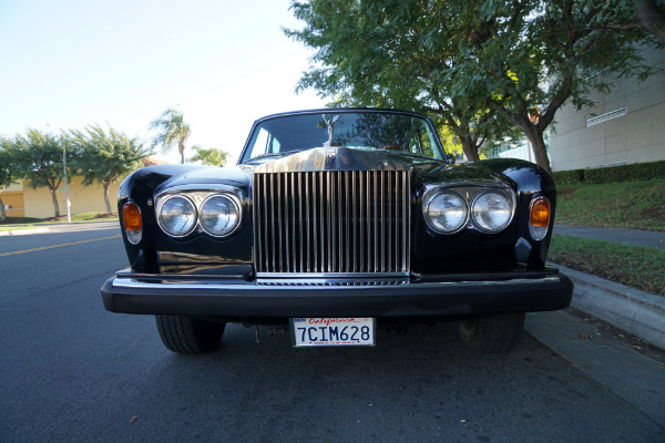 Used 1976 Rolls-Royce SILVER SHADOW WITH 18K ORIG MILES FROM REGGIE JACKSON COLLECTION!  | Torrance, CA