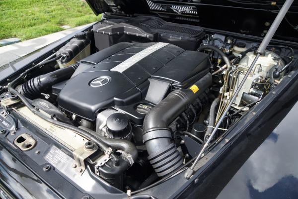 Used 2002 Mercedes-Benz G500 Class G 500 | Torrance, CA