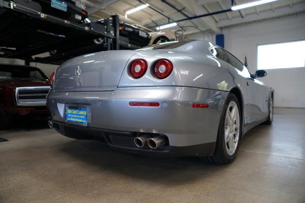 Used 2006 Ferrari 612 F1A Scaglietti F1   Torrance, CA