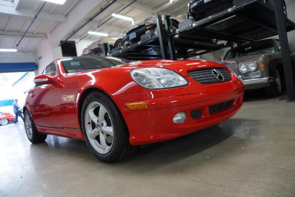 Used 2004 Mercedes-Benz SLK 320 Convertible with 12K original miles SLK 320   Torrance, CA