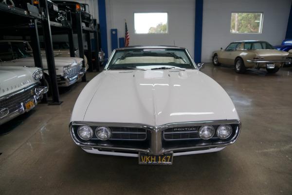 Used 1968 Pontiac Firebird 350 V8 Convertible  | Torrance, CA