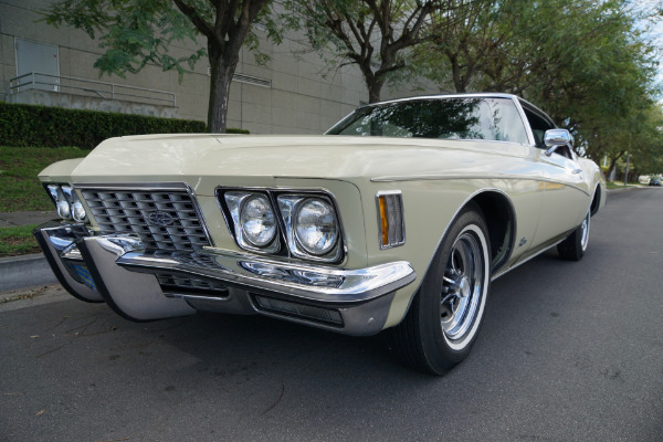Used 1972 Buick Riviera 2 Door Boat Tail Hardtop with 25K original miles  | Torrance, CA