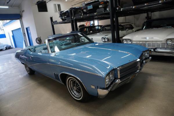 Used 1969 Buick Skylark Custom 350 V8 Convertible  | Torrance, CA